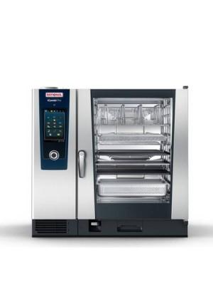 Rational iCombi Pro 10x2/1elektromos, kombi sütő-gőzpároló